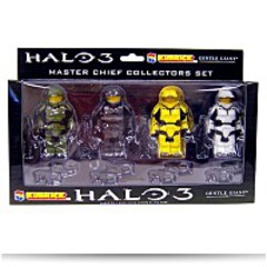 Buy Now Halo 3 Kubricks Master Chief 4 Figure