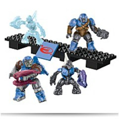 Buy Mega Blocks Halo Covenant Combat Cobalt