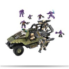 Mega Bloks Halo Covenant Strike