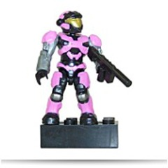 Buy Now Mega Bloks Halo Series 5 Pink Air Assault