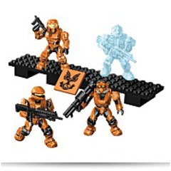 Buy Mega Bloks Halo Unsc Combat Orange Unit