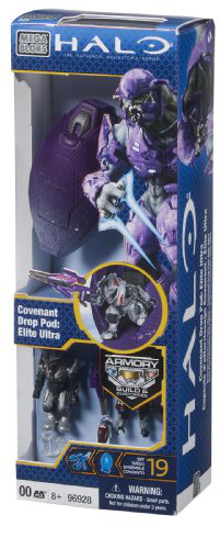 Halo Covenant Drop Pod Elite Ultra