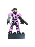 Mega Bloks Halo Series 5 Pink Air Assault